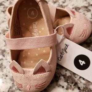 Cat & Jack toddler girls cat flat ‼